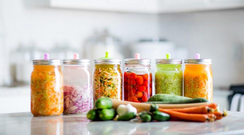 Ферментирование овощей дома. Важная часть каждодневной диеты.